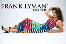 Frank Lyman Design / Designing for over 10 years, Frank Lyman brings a great selection of draped jersey tops, pants and dresses to his daywear and travel collection. All these designs can be found at mirellas.ca.