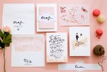 ⁞ Wedding Invitations ⁞