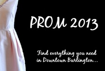 Prom HOP 2013 / Join the shops of Downtown Burlington, ON on April 1st for everything Prom ! Get a passport at each stop and hop along to other stores and services on the map to win amazing prizes ! More details at http://www.burlingtondowntown.ca/events  ~ see you at PROM HOP.