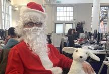 Christmas 2012 at PHD