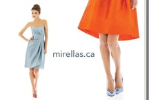 Alfred Sung  / New Collection 2013 of Alfred Sung dresses for The Dessy Group. Available at mirellas.ca
