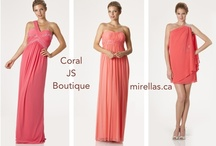 Boutique by JS ~ Spring/Summer 2013 / Stunning dresses and separates from JS available at mirellas.ca