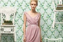 Lela Rose  / Upscale bridesmaids collection from dessy group ~ available at mirellas.ca