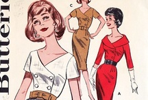 Vintage Patterns / Charming, Thrifty and Creative. The vintage feminine version of Red Green's 'if you can't be handsome, you should be handy!' / by Nita Wiebe