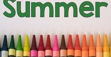 Summer / Summer Pinterest Board. This board has Summer related color by number, color by code, task cards, printables, resources, and freebies from Fern at Fern Smith's Classroom Ideas TeacherspayTeachers store. First Grade, Second Grade, Third Grade, Fourth Grade and Fifth Grade Teachers follow this board for inspirations for Summer's instructional ideas, fun activities and classroom management. Perfect for home school families and elementary school teachers in 1st, 2nd, 3rd, 4th and 5th grade