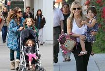 Celebrity school run style! / Celebrity street and school run style. Impossibly pretty parents on the go! / by PacaPod