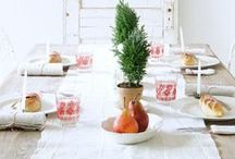 Festive Holiday Decor / Beautiful ways to spruce up your homestead for Christmas
