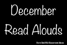 December Read Alouds / A collection of December read alouds for elementary teachers. / by Fern Smith