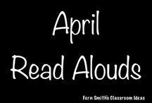 April Read Alouds / A collection of April read alouds for elementary teachers. {April Fools' Day, Earth Day and Arbor Day} / by Fern Smith