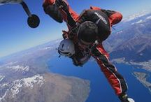 Skydive for Anza / Join Anza for a Charity Skydive | Anza - Starting and Scaling Social Businesses
