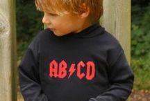 Funny Kids Clothes! / Quanto sono belli i bambini e quanto è bello e divertente vestirli ed acconciarli? Tante idee carine e divertenti! / by Oltre Tata