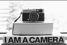 Camera Shop / If you want to learn what someone fears losing, watch what they photograph. / by Nita Wiebe