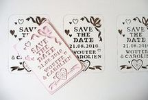 ⁞ Wedding Save the Date ⁞
