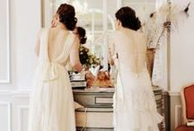 Gowns for Brides and Maids / Gowns and dresses for brides and maids / by Colorado Aisle Weddings & Events