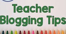 Teacher Blogging Resources / Articles, Tips and Resources for Teacher Blogger from Fern Smith of Fern Smith's Classroom's Ideas.