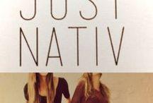 Just Nativ: my fashion label