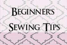 Learn to...Sewing / by Kari Rugg