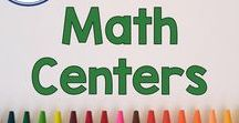 Math Centers / Math Elementary Center Games Pinterest Board. Center Games designed to keep students on task during small group instruction, math rotations, math groups, substitute teacher days, a variety of assignments and instructional uses. These Center Games are designed to encourage problem solving, reflection, inquiry, and collaboration. This board has Math Center Game resources & freebies from Fern Smith's Classroom Ideas TpT store. 1st, 2nd, 3rd, 4th and 5th Grade Teachers follow this center game board.