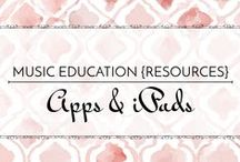 Apps & iPads - Music Education {Resources} / Information and tutorials for using apps and iPads in the music classroom  Music Education {Resources} Apps & iPads