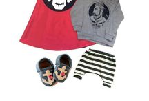 SUPER Outfits / Tons of adorable handmade products combined to make ridiculously cute outfits for super kids
