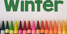 Winter / Winter Pinterest Board. This board has Winter related color by number, color by code, task cards, printables, resources, and freebies from Fern at Fern Smith's Classroom Ideas TeacherspayTeachers store. First Grade, Second Grade, Third Grade, Fourth Grade and Fifth Grade Teachers follow this board for inspirations for Winter's instructional ideas, fun activities and classroom management. Perfect for home school families and elementary school teachers in 1st, 2nd, 3rd, 4th and 5th grade