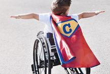 Superhero / A collection of everyday little super heroes