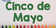 Cinco de Mayo / Cinco de Mayo Pinterest Board. This board has Cinco de Mayo related color by number, color by code, task cards, printables, resources and freebies from Fern at Fern Smith's Classroom Ideas TeacherspayTeachers store. First Grade, Second Grade, Third Grade, Fourth Grade and Fifth Grade Teachers follow this board for inspirations for instructional ideas, fun activities and classroom management. Perfect for home school families & elementary school teachers of 1st, 2nd, 3rd, 4th & 5th grade.