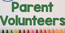 School Volunteers / School Volunteer Pinterest Board by Fern Smith of Fern Smith's Classroom Ideas -  with tips, tricks, resources, crafts and freebies for families and elementary school teachers!