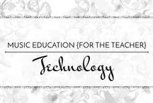 Technology - Music Education {Just for the Teacher} / Technology hacks to make every teacher's life easier