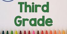 Third Grade / Third Grade Pinterest Board. This board has resources, freebies, tips, lessons and ideas from Fern at Fern Smith's Classroom Ideas. 3rd grade teachers follow this board for instructional ideas, behavior management, extra-curricular activities, classroom management, and lessons.