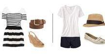 Outfits / Гардероб