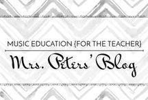 Mrs. Peters' Tuneful Teaching Blog