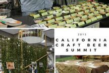 CA.Craft Beer Summit / A look inside the 2015 California Craft Beer Summit