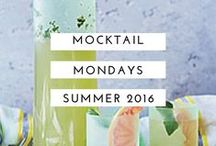 Mocktail Recipes / Mocktail Recipes