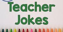 Teacher Jokes / Terrific Teacher Jokes pinned by Fern Smith of Fern Smith's Classroom Ideas! Please feel free to repin these and share them with your co-workers, families and friends!  ♥ Fern