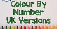 Colour By Number UK Versions / Colour By Number UK Versions Pinterest Board. This board has colour by number and colour by code resources and freebies from Fern at Fern Smith's Classroom Ideas TeacherspayTeachers store. First Grade, Second Grade, Third Grade, Fourth Grade and Fifth Grade Teachers follow this board for instructional ideas and classroom management tips using colour by code pages. Perfect for home school families and elementary school teachers of 1st, 2nd, 3rd, 4th and 5th grade.