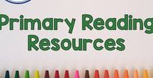 Primary Reading Resources / Pinterest board for primary reading resources from Fern Smith's Classroom Ideas. It has packets, tips, color by numbers, color by codes, task cards, printables, math centers, center games, resources, and freebies from Fern Smith. First Grade, Second Grade, and Third Grade Teachers follow this board for inspirations for primary reading instructional ideas, fun activities and classroom management. Perfect for home school families and teachers in the 1st, 2nd, and 3rd grade.