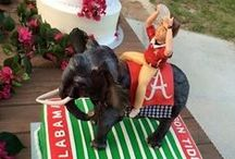 Roll Tide / Photos of the University of Alabama Crimson Tide #RollTide / by AL.com