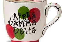 Alpha Gamma Delta / by Sassy Sorority LLC