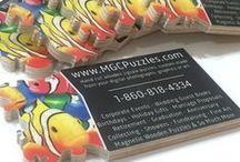 """MGC's Custom Wooden Jigsaw Puzzles & Art / Hand Crafted Wooden Jigsaw puzzles, Custom Made using your digital photos, colorful graphic designs, and fine art work.  From 4 to 5,500 piece, fully interlocking puzzles up to 42"""" x 58"""" in size. And up to 8'x15' in size using a sectional approach."""