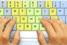 COMPUTER & KEYBOARDING / by Jennifer .·:*¨¨*:·. CRAcademy.·:*¨¨*:·