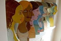 ART Ed - Portrait / by Jennifer .·:*¨¨*:·. CRAcademy.·:*¨¨*:·