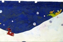 ART Ed - Illustrator inspired activities / by Jennifer .·:*¨¨*:·. CRAcademy.·:*¨¨*:·