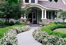 A Garden Path / by Ellis Home and Garden