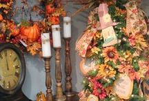 Fall & Autumn Harvest / by Ellis Home and Garden