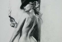 Artistic / Acrylic, paintings, drawings
