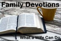 Discipe of Christ, Wife and Mom stuff / by kelly spair
