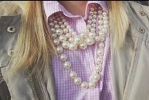 Girls And Their Pearls