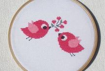 Cross stitch - My Patterns / Cute and simple cross stitch patterns / by CrossStitchForYou