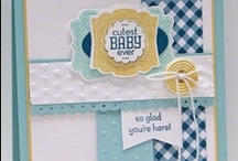 Stampin up new catalog  / by kelly spair